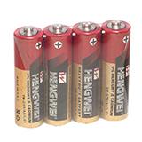 【HENGWEI】3號環保碳鋅電池(4顆入)【買即送購物禮】