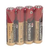 【HENGWEI】4號環保碳鋅電池(4顆入)【買即送購物禮】