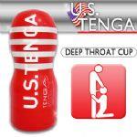 日本TENGA‧自慰杯~加長型挺深喉嚨杯